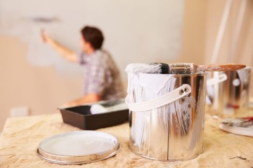 Basement Finishing - Quality Painting Materials