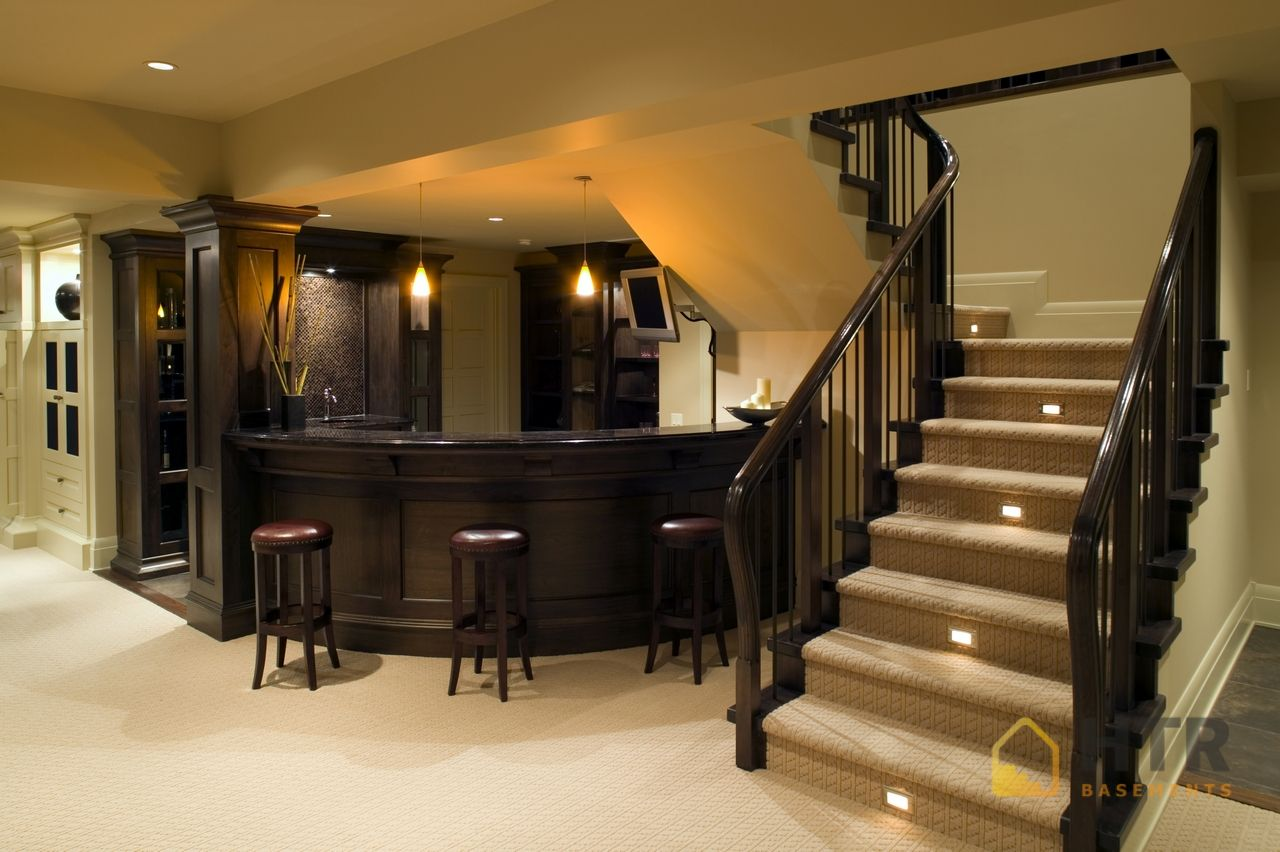 Basement Finishing - Luxury Basements
