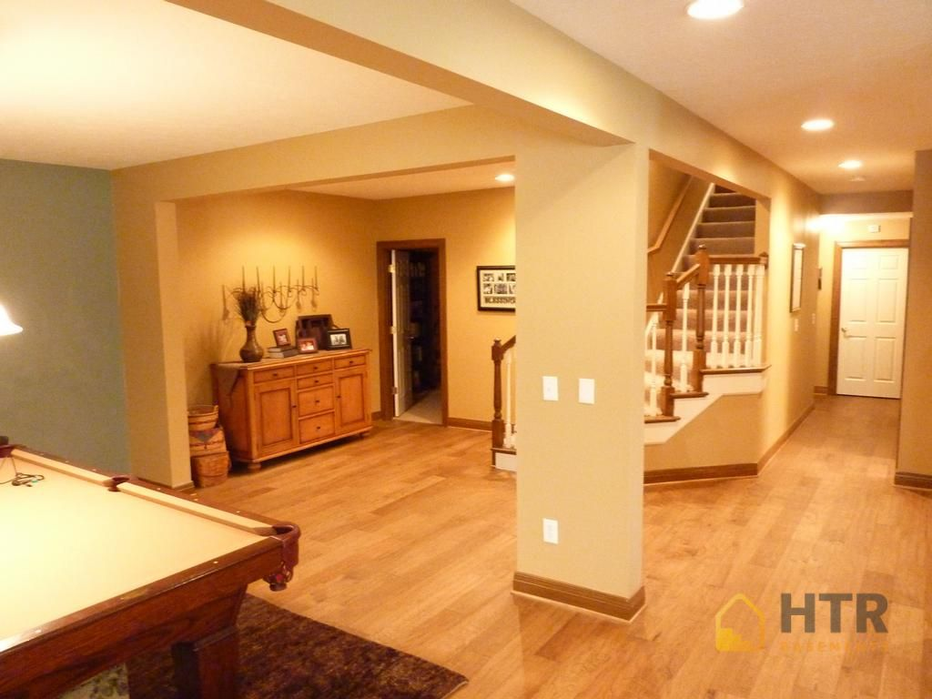 Basement finishing projects high tech renovation for Design my basement online free
