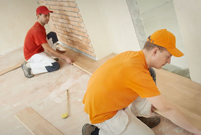 Basement Renovations - Quality Flooring with Subfloor